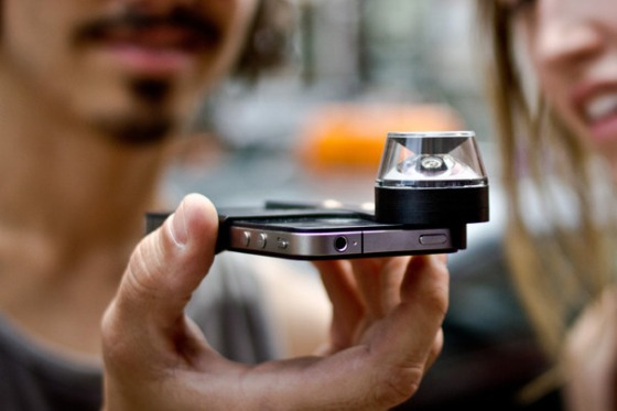 Kogeto Dot Lets You Capture Everything on Video Without Trying | Incredible Things